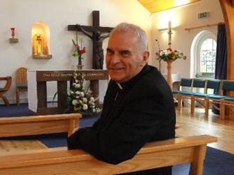 Cardinal O'Brien in 2012