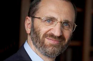 Chief Rabbi Gilles Bernheim - Scholar - Large