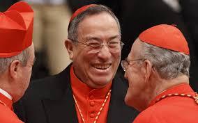 Cardinal Rodriguez, coordinator