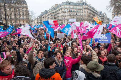 Manif March 2013