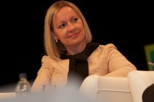 Lucinda Creighton, formerly Ireland's Minister of State for European Affairs