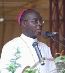 Cardinal-designatge Jean-Pierre Kutwa, Archbishop of Abidjan (Ivory Coast).