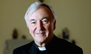 Cardinal-designate Vincent Nichols of Westminster