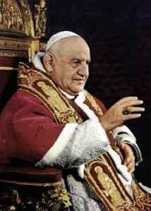 Pope St John XXIII