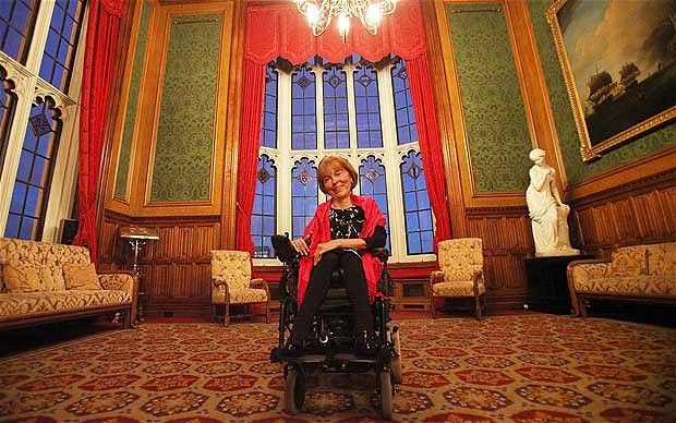 Against: Baroness Campbell