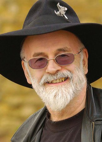 In favor: Terry Pratchett