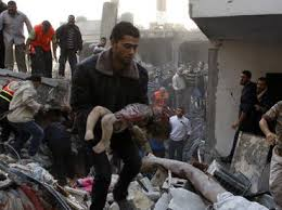 Gaza horror