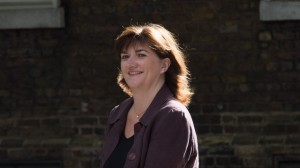 "Education secretary Nicky Morgan says toddlers should be taught ""fundamental British values"""