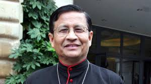 Archbishop Charles Maung Bo of Myanmar