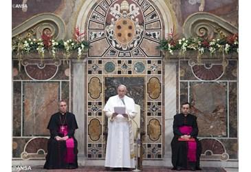 Francis to diplomats