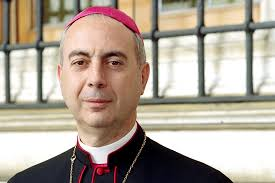 Archbishop Dominique Mamberti