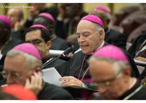 Archbishop Aguiar Retes of Tlalnepantla