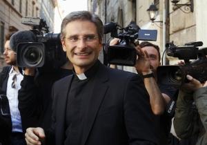 Monsignor Krzystof Charamsa s