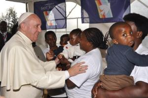 With the Sant'Egidio DREAM project