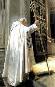 JPII holy door