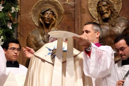 Pope Francis holy door St Mary Major