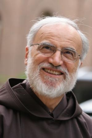 Fr Raniero Cantalamessa, preacher to the papal household