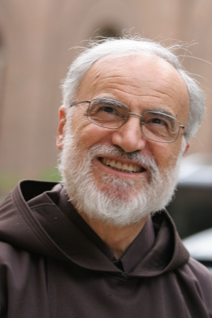 Fr Raniero Cantalamessa, preacher to the papal household