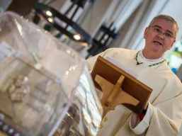 Bishop Mark O'Toole of Plymouth is Chair of Chair of the Bishops' Conference Department for Evangelisation and Catechesis