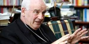 Archbishop Luis Augusto Castro Quiroga of Tunja, a key player in the Colombia peace process