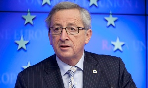 Jean-Claude Juncker, Luxembourgish president of the European Commission