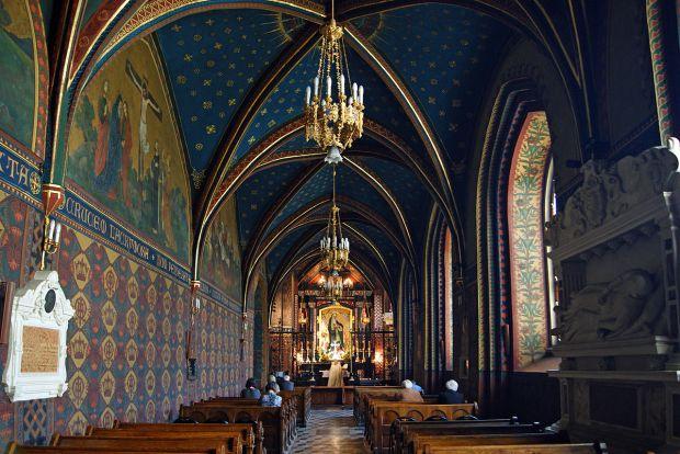 Basilica of St Francis, Krakow