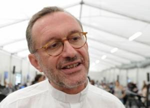 Mgr Olivier Dumas, secretary general of French bishops' conference