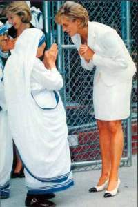 Mother Teresa and Diana 1
