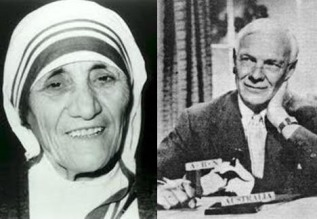 Malcolm Muggeridge's 'Something Beautiful for God' helped bring Mother Teresa to world attention