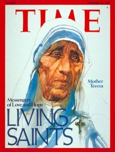 Mother Teresa Time cover